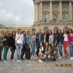 Ученици 4 б у Версају