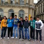 Ученици гимназије у Версају