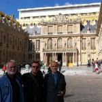 Доктор и професори у Версају