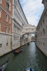 Мост уздаха, Венеција