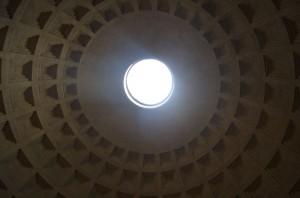 Купола Пантеона
